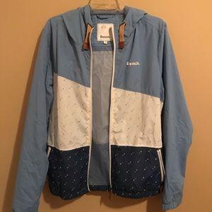 Bench Windbreaker Shell Jacket